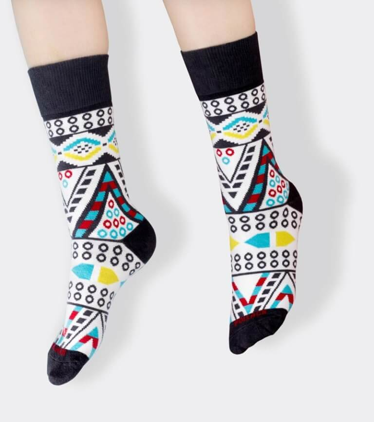 Sock - Ribbed Socks