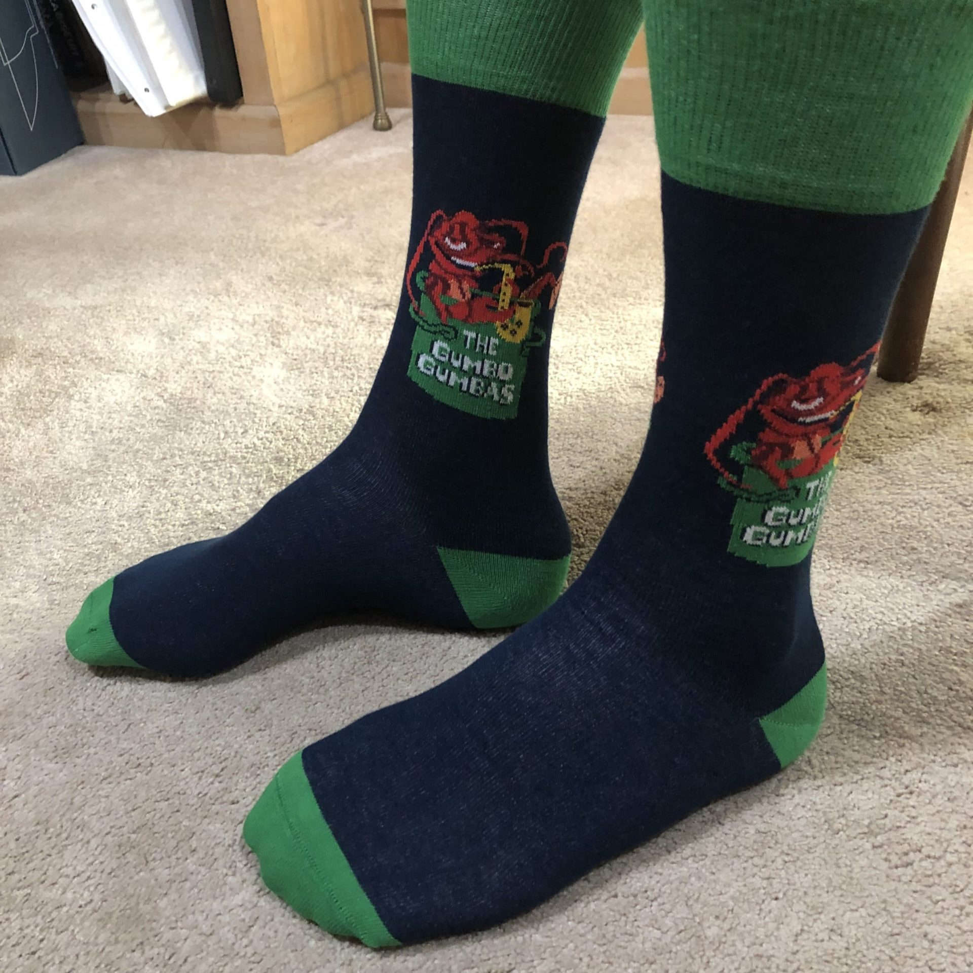 Green - Sock