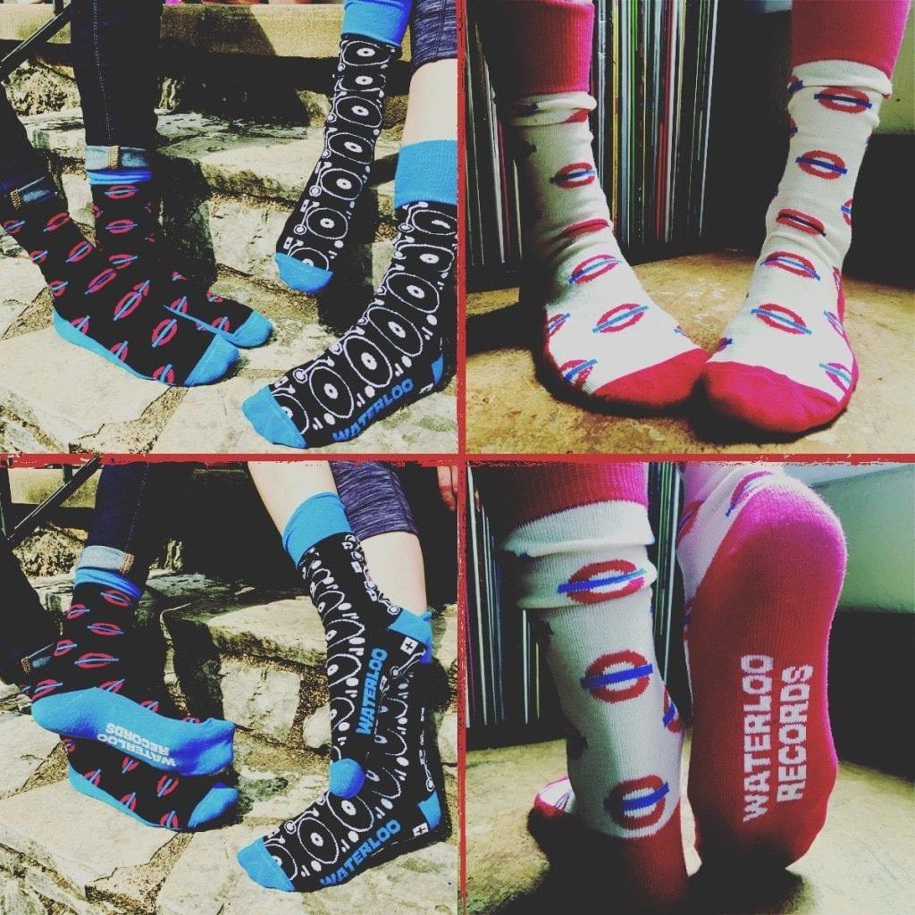 Shoe - Sock