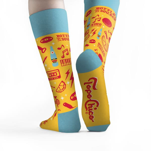 Topo Chico - Sock