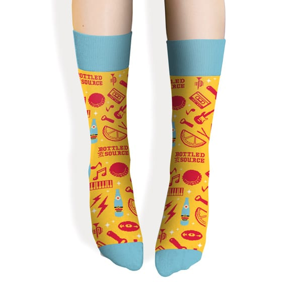 Sock - Turquoise