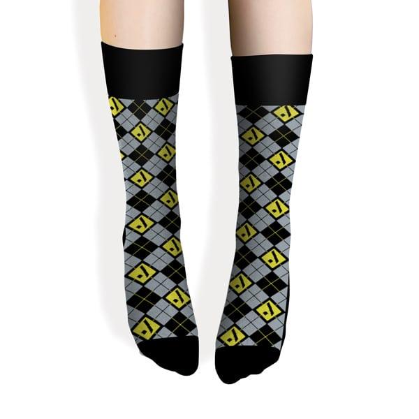 Sock - Yellow