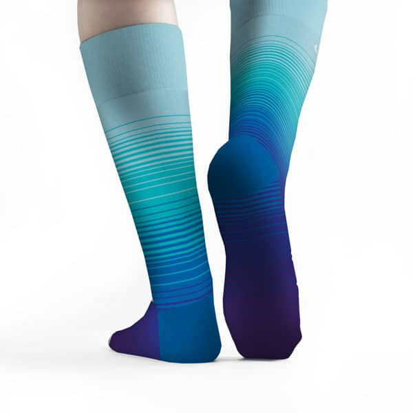 Cobalt blue - Tights