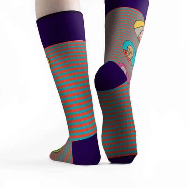 Sock - Calf