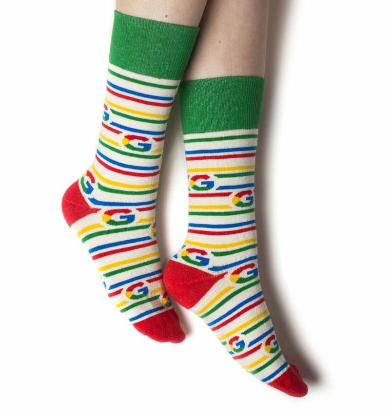Sock - Quotation mark
