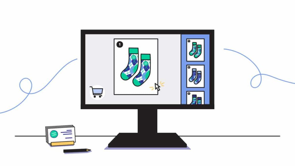Computer monitor - Product design