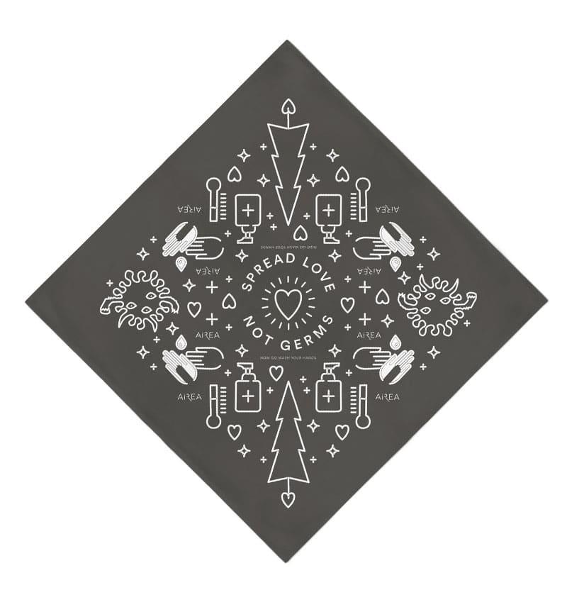 Kerchief - Paisley