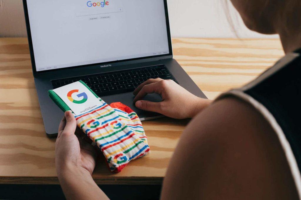 Sock Club - Custom Socks for Google
