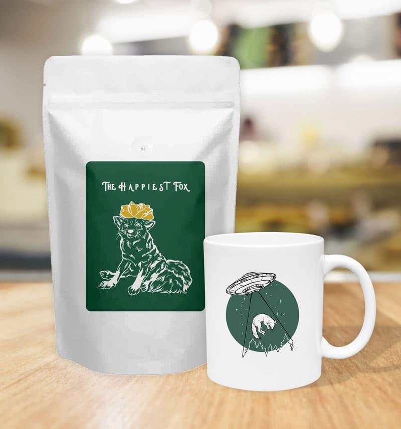 Coffee cup - Mug
