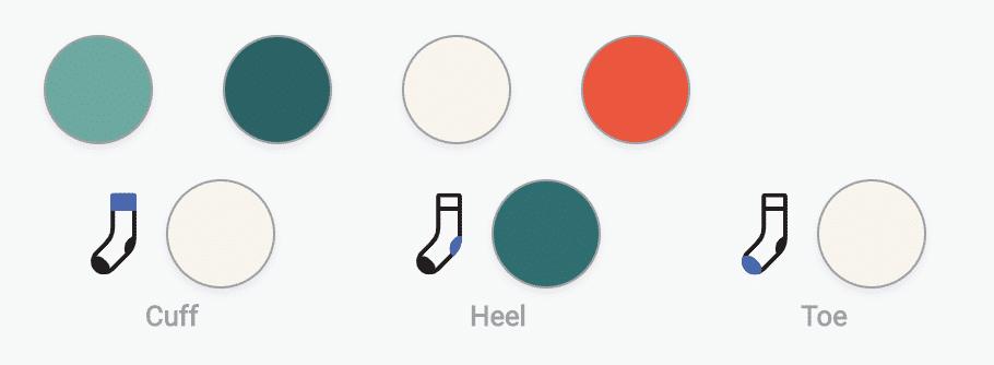 Custom Color Socks