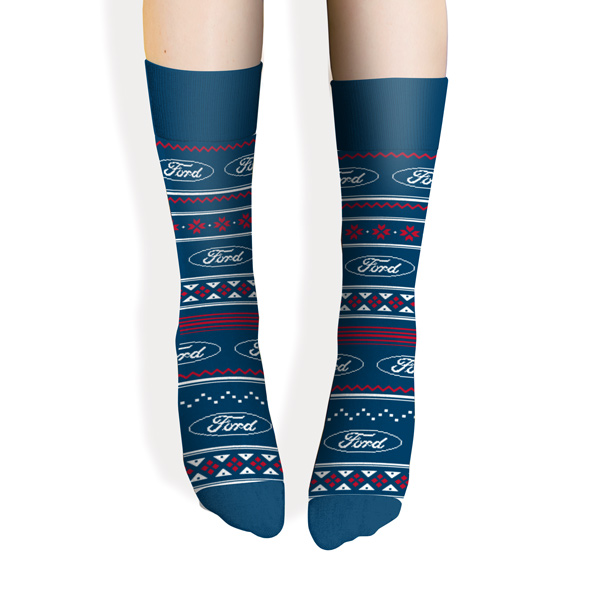 Cobalt blue - Sock