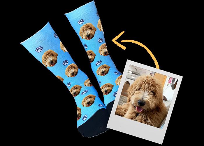 Sock - Custom Face Socks