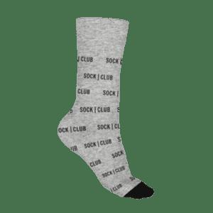 photo of Sock Club logo socks