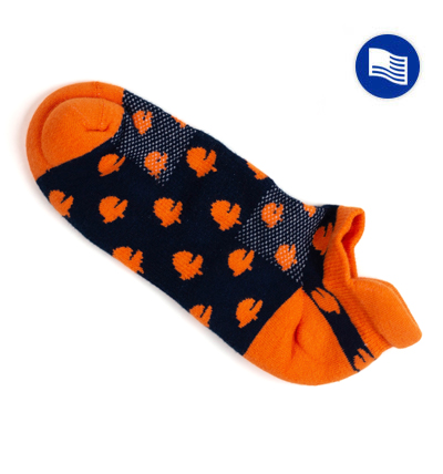 Custom Running Sock Listing Photo