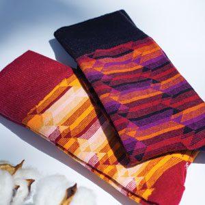 September Sock on Store